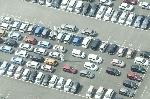 アーバングレイスヴィラの契約駐車場