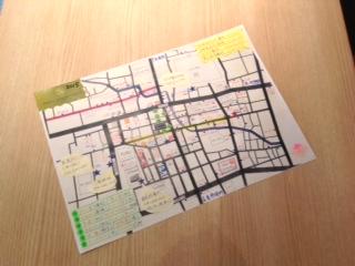 U-grace物語~ アーバングレイス飲食店マップ2019