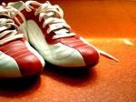シェルジュの日記~ 下駄箱の赤い靴