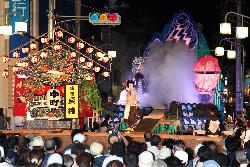 【栃木観光】山あげ祭り