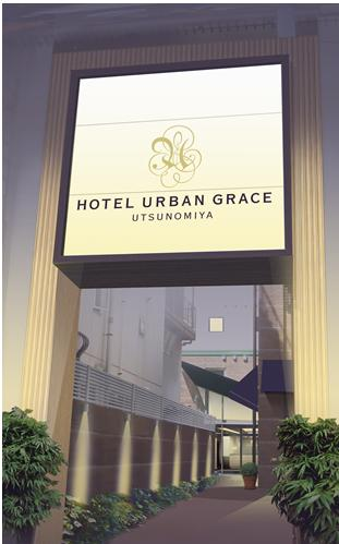 CONCEPT of Urban Grace Hotels